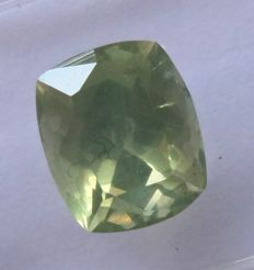 Yellow Sapphire – 2.35 ct – No Reserve