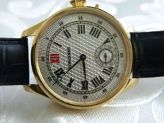 3. Longines marriage men's wristwatch 1900-1910
