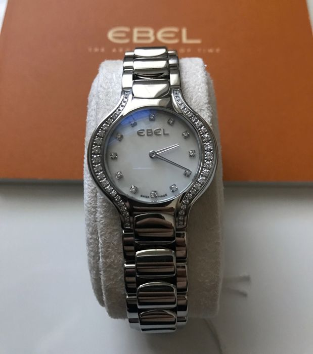 EBEL BELUGA- 46 DIAMONDS