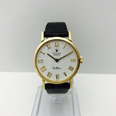 Rolex — Cellini Lady . Yellow Gold — Mujer — 1980 - 1989