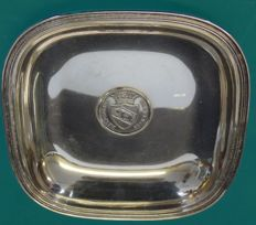 Switzerland, Canton of Bern - half-thaler 1796. Coin tray/silver trap with incorporated coin