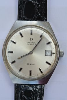 OMEGA DE VILLE – men's watch – 1970s