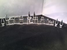 Swarovski - Complete City with Display.