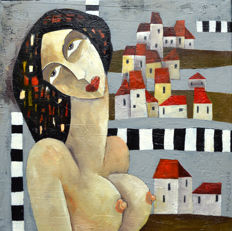 Miroslaw Hajnos - Autumn Girl