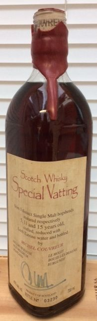Michel Couvreur Special Vatting Scotch Whisky