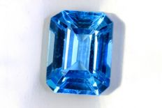 London Blue Topaz – 3.04 ct
