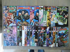 Large Collection Of Image Comics - Including DV8, Freak Force, New Men, Trencher, Voodoo, Black Flag + More - X102 SC - (1993/2003)