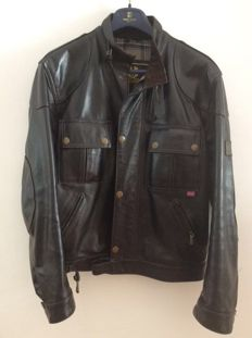 Belstaff - jacket in genuine leather