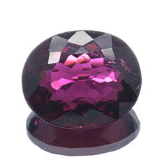 Purple rubelite tourmaline - 3.26 ct - No Reserve Price