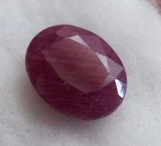 Ruby – 5.59 ct