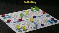 Estate of Keith Haring - 'Don't Worry', an artistic designed board game