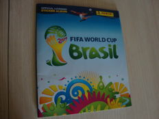 Panini - World Cup 2014 Brazil - Complete album.
