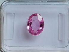 Pink Sapphire – 1.42 ct - No reserve