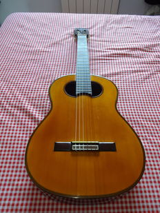 Francisco Simplicio classical guitar from 1930, Spain