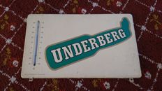Underberg, mid 20th century, steel.