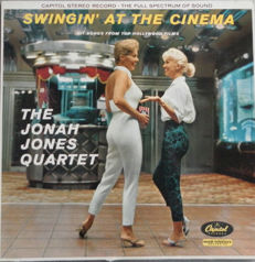 Swing and Sweet 22 LP's & 2 Double Albums with Jo Jones - The Ramblers - Syd Lawrence - John Fox - Boots Randolph -  Lenny Dee and many more