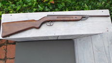 Beautiful old air pressure gun Diana Model 22 Germany short break barrel riffle gun children's gun