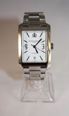 BAUME & MERCIER HAMPTON XL – Men's wristwatch, 2009.