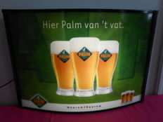 Advertising light box _ Palm van t'vat _ Ca.2005
