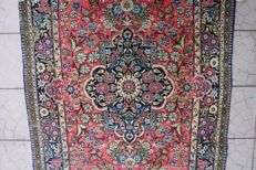 Original & Beautiful Iran Persia Qom  / Ghoum hand knotted 175x115 cm