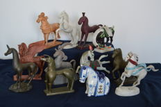 Collection Horses of Lost Civilazations (The Full Collection) - 12 pieces