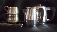 coffee serving set