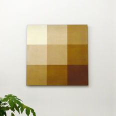 David Derksen & Lex Pott for Transnatural - 'Transience Mirror Squares' design mirror
