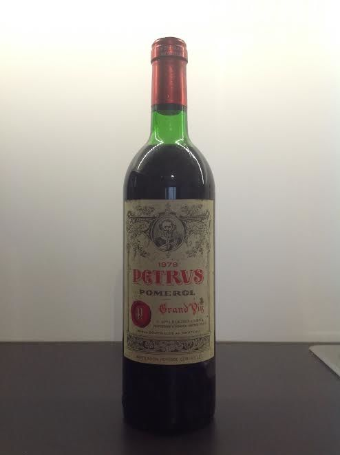 1978 Pétrus, Pomerol - 1 bottle