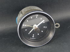 Vintage Kienzle Auto Car Clock Timepiece For Dashboard Fitting Classic Car 12 Volts Marked W. Germany