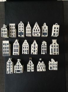 18 KLM houses World Buisiness Class