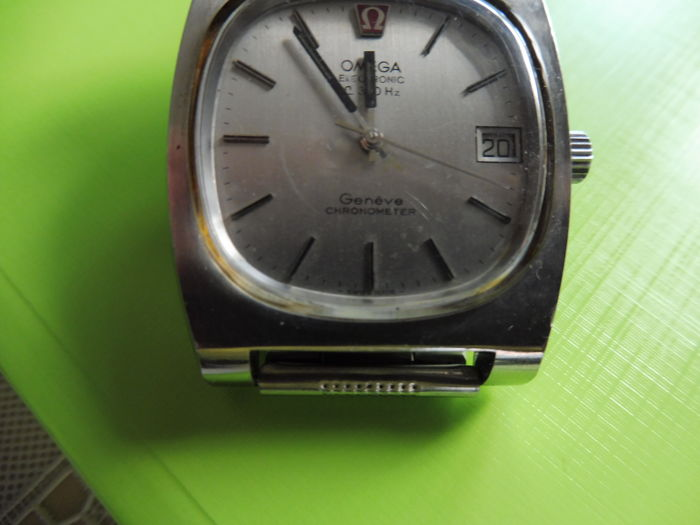 Omega - Men's wristwatch - 1970