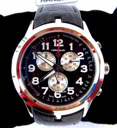 Swiss Military Hanowa, 16-4004. Men's chronograph watch, unworn, Year 2017.