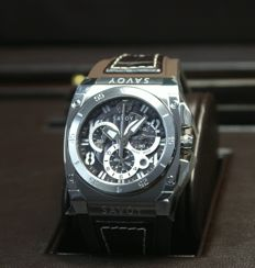 Savoy Midway Chronograph SWISS MADE 2016 never worn