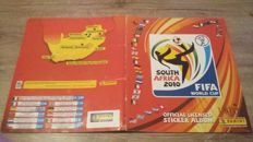 Panini - World Cup 2010 South Africa - Complete album.