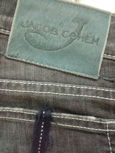 Jacob Cohen rare luxury denim – Handmade jeans