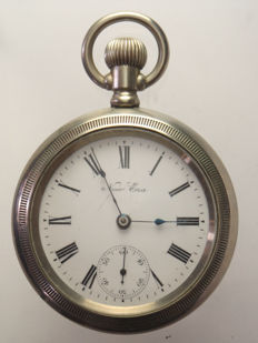 New Era (United States) men's pocket watch – early 1900s