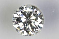 0.20 ct – Brilliant-cut diamond –  E,  VS1