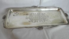 Royal Company Sheffield Tray - silver plated