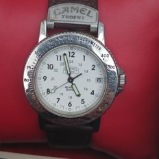 Camel Trophy adventure men's wristwatch 1982