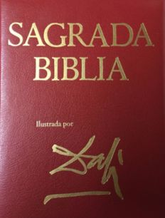 Salvador Dalí (after) - Sagrada Biblia