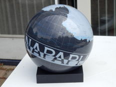 Rare Globe - Globe of the clothing brand Napapijri.