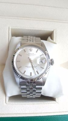 Rolex Oyster Perpetual Datejust, Men's,1970's