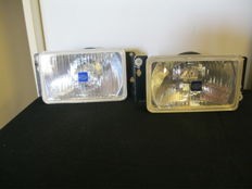 Hella halogen fog lights - 1970