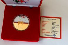 Ireland -- 10 Euro 2003 'Olympic World Games' – silver
