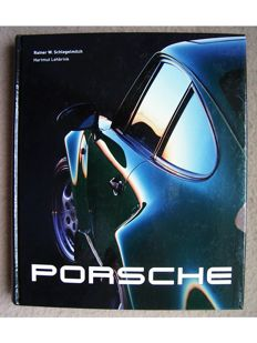 Porsche book; Porsche, all models from 1955 to 2009 - 2010