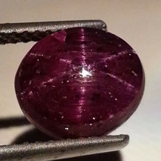Star Ruby - 4.16 ct