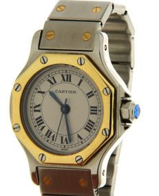 Cartier - Santos - Wristwatch (our internal #7335)