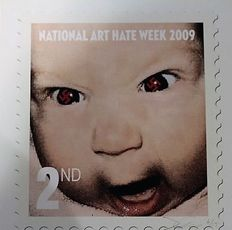 James Cauty - National Art Hate Week 2009 - 2nd