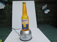 Big Corona bottle - plastic - Ca. 1980