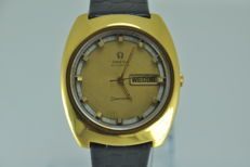 Omega Seamaster Automatic Day Date Gold Plated - Men's Watch - 1970's